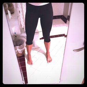 Lululemon crop tights